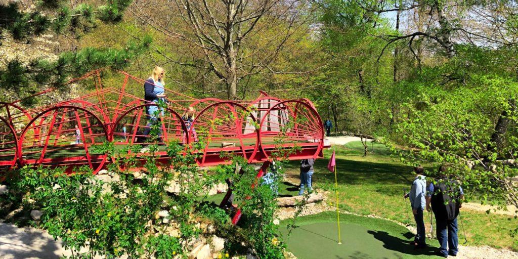Adventure Golf Geheimtipp