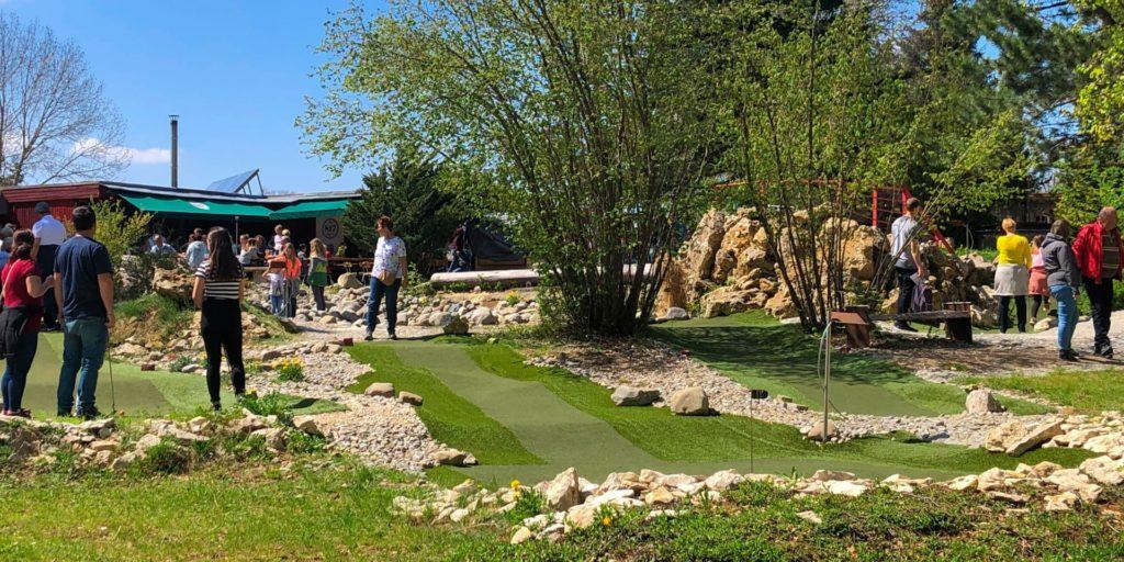 Adventure Golf Anlage Baden Württemberg